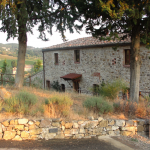 Nuestro Bed and breakfast Podere Palazzolo en Castellina in Chianti