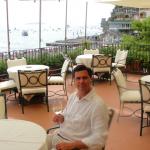 Un vino blanco para el calor de Positano