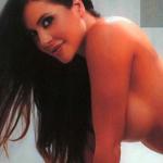 Julia Orayen edecan y modelo sexy anima el debate