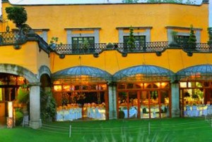 antigua hacienda de tlalpan restaurante