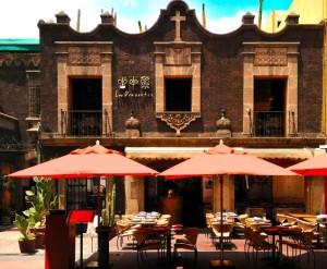 restaurante los danzantes coyoacan