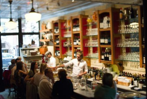 Buvette, restaurante village nueva york
