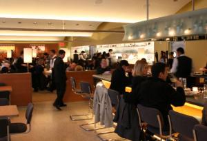 Boulud Sud, excelente restaurante de comida mediterranea en Nueva York