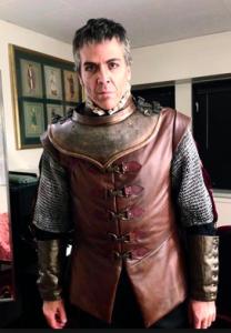Thomas Hampson, en el papel de Iago en la ópera Otello en Nueva York