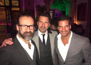 Agentine Wine Experience con Oscar Naveja y Nico Spitznagel