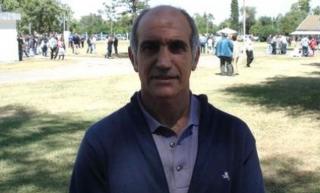 Daniel Salvador, UCR, candidato a vicegobernador de la Pcia. de Buenos Aires junto a María Eugenia Vidal del PRO